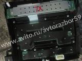 Блок управления магнитолой Mitsubishi Outlander XL