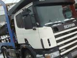 Автовозы Scania Р 114