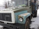 Газ 3307 самосвал, дизель